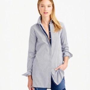 J. Crew Button-Down Shirt in Endless Stripe